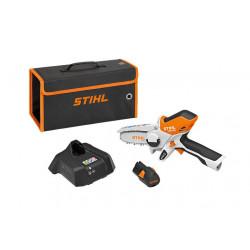 Pila motorová akumulátorová STIHL GTA 26 SET