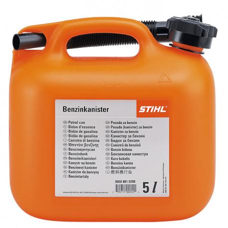 Kanystr na benzín STIHL oranžový