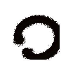 Pojistný kroužek 40