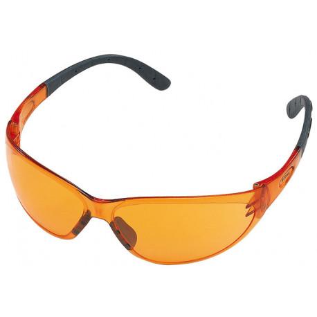 Brýle ochranné STIHL Contrast oranžové