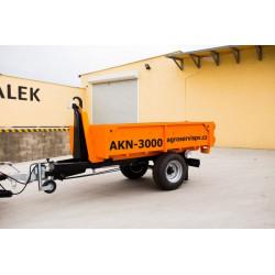 Kontejnerový nosič ŠÁLEK AKN 3000