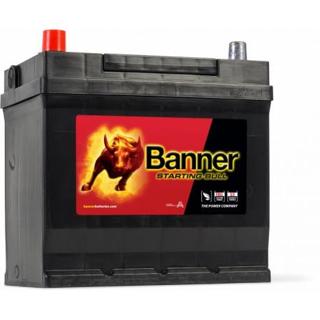 Autobaterie Banner STARTING BULL 54579 12V, 300A, 45Ah