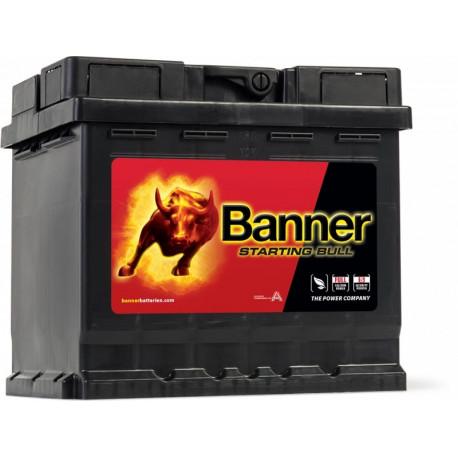 Autobaterie Banner STARTING BULL 54559 12V, 400A, 45Ah