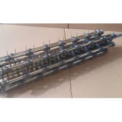 Rotor pružinový pro vertikutátor SECO