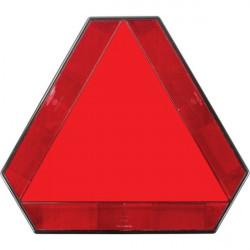 Trojúhelník kovový pro pomalá vozidla