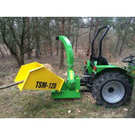 Traktorový štěpkovač mechanický ŠÁLEK TSM-95