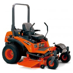 Traktorová sekačka KUBOTA  ZD1211R 60-EU