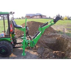 Bagrovací zařízení ŠÁLEK  PBG 250