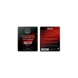 Olej motorový, letní SECO SAE 30 0,6l
