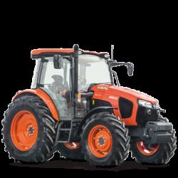 Traktor KUBOTA M5112 Cab 36x36
