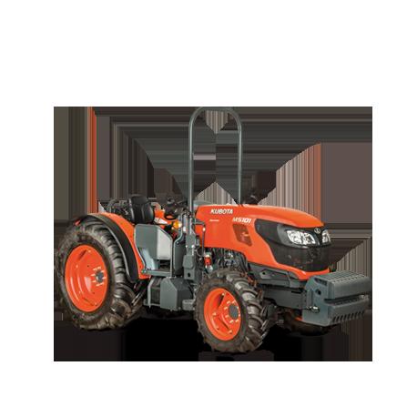 Traktor KUBOTA M5071N ROPS