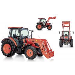 Traktor KUBOTA M4073 Cab 36x36