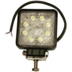 Pracovní světlomet LED 8-30 V rozptylový