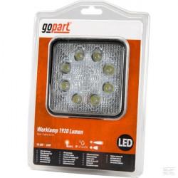 Světlo pracovní 24W LED