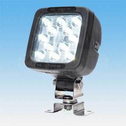 Světlo LED pracovní  a couvací 12V/24V + 2,5m kabel