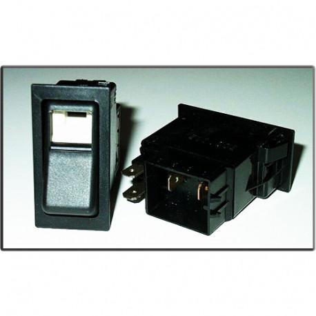 Přepínač světel kolíbkový - 2 polohy
