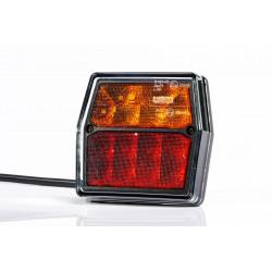 Světlo koncové  FT-222 s osv. RZ LED 12V