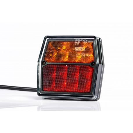Světlo koncové FT-222 bez osvětlení RZ LED 12V