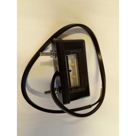 Osvětlení SPZ 12/24V LED