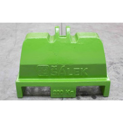 Závaží PZ-200, 200 KG