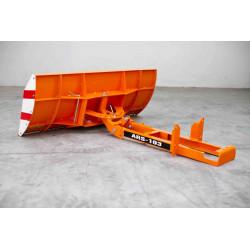 Přední shrnovací radlice s hydraulickým válcem ARS-103