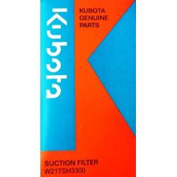 Filtr hydrauliky pro traktory Kubota - W21TSH3300