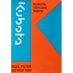 Filtr palivový KUBOTA - traktory M7040, M8540-128
