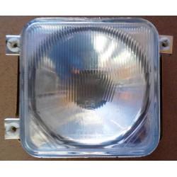 Světlomet 120 x 120 mm ZETOR do masky čtverec s paticí - Z7520-10540