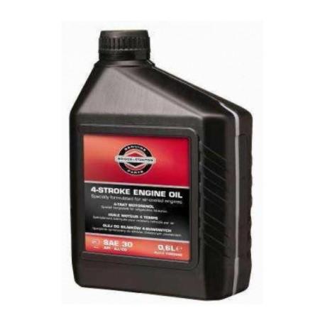 Olej motorový B&S SAE 30 - 0,6l