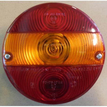 Kulaté světlo koncové - 2x21W + 1x10W