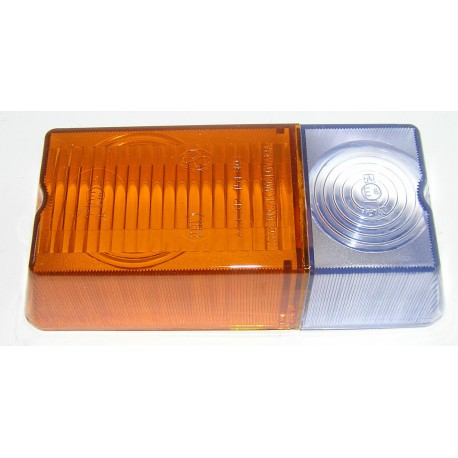 Světlo přední oranžovočiré - dlouhé