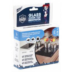 Čistič sklo, sklo-keramika desky, sklo trouby domácnost