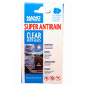 Čistící ubrousky na sklo Super Antirain
