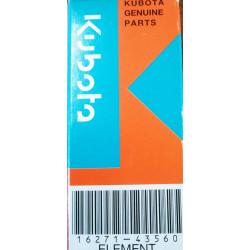 Filtr palivový KUBOTA F2400