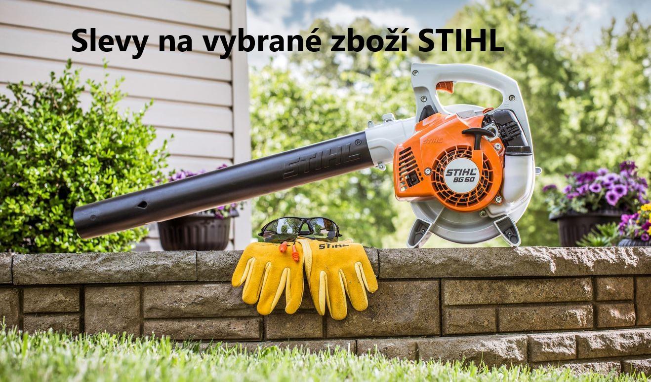 Slevy STIHL